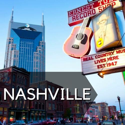Nashville Travel Guides