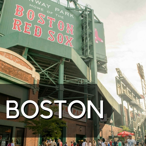 Boston Travel Guides