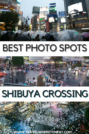 If you're heading to Tokyo one of the best things to do is take part in the craziness that is the Shibuya crossing. There are a couple of spots to take pictures of this cool event and this article even includes a secret one that is BY FAR the best view.
