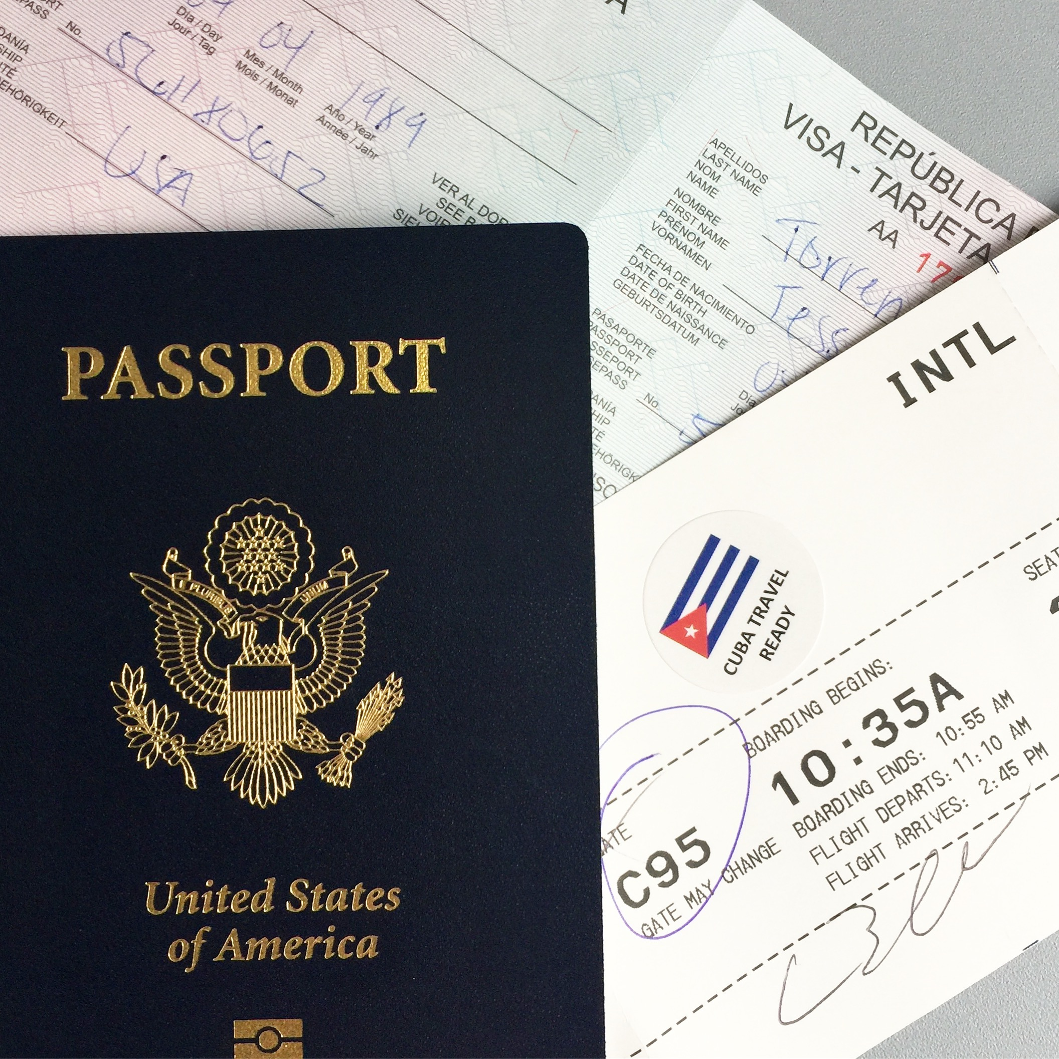 Easy visa process for travel to Cuba