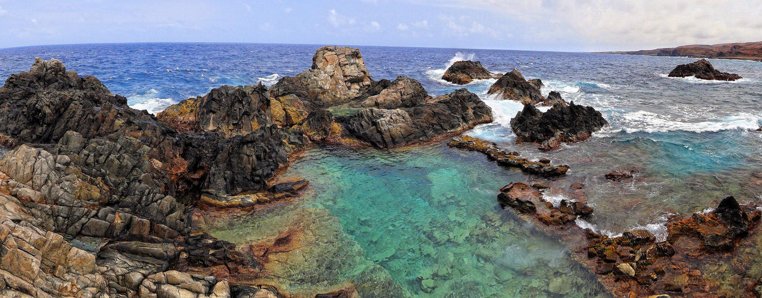 Natural Pool | Aruba