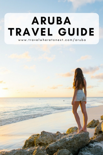 Aruba... one of the best islands in the Caribbean! It's a perfect travel destination for couples, families and even solo travelers. Read on for a travel guide to help you plan your trip to Aruba.