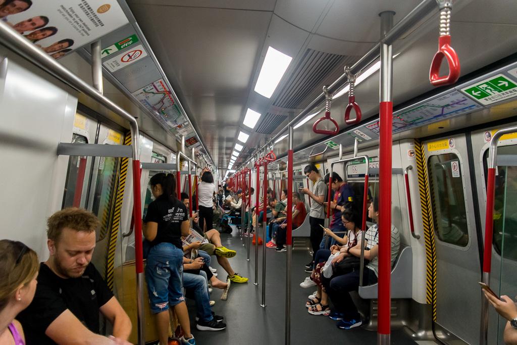 Take the subway