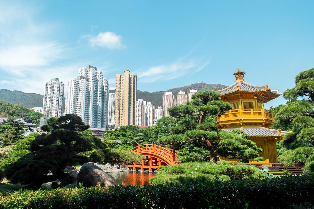 Tour Nan Lian Garden