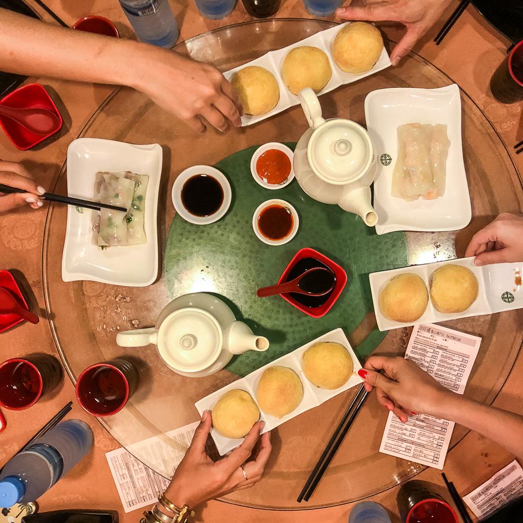 Food at Tim Ho Wan