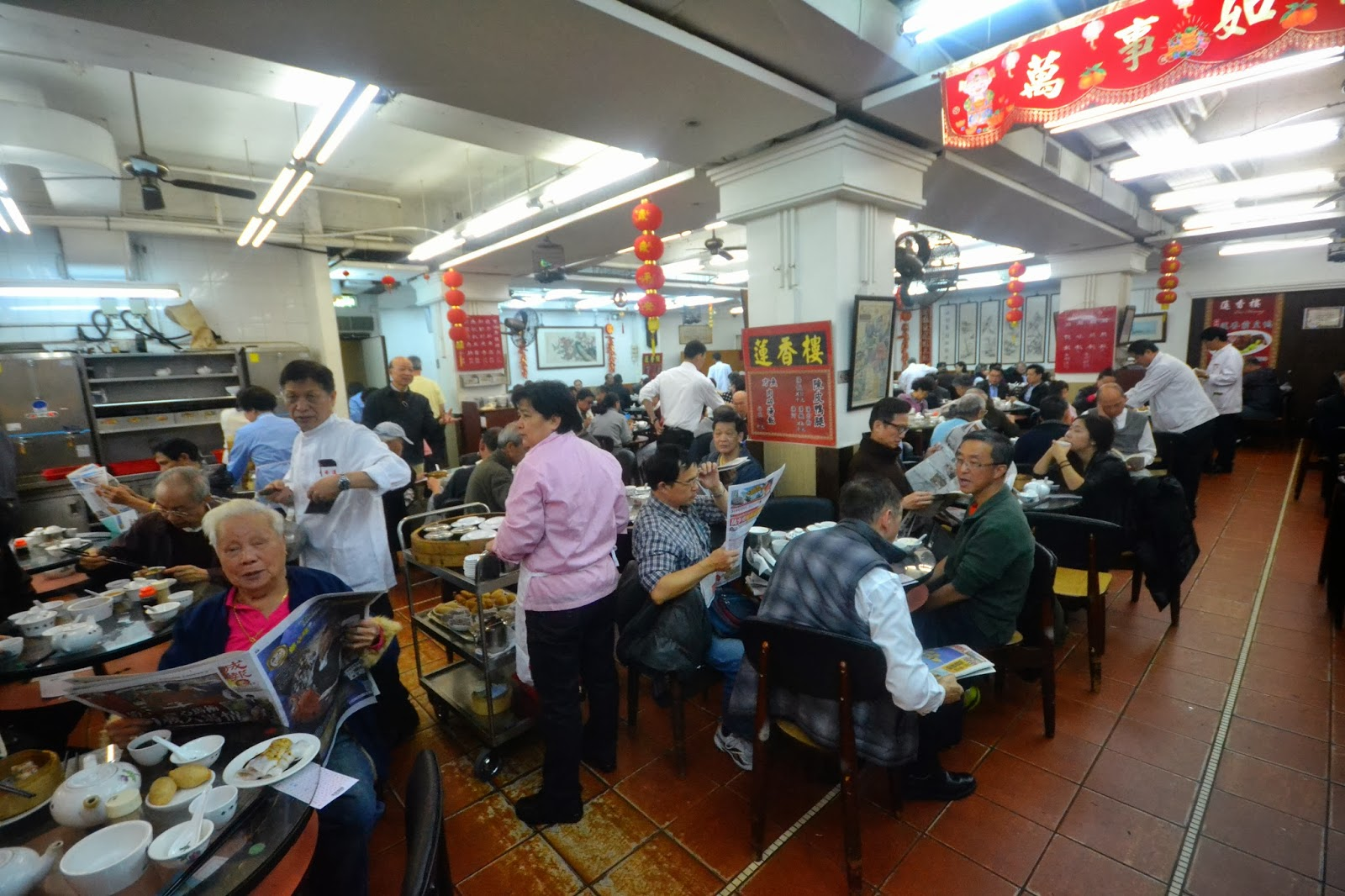 Lin Heung Teahouse