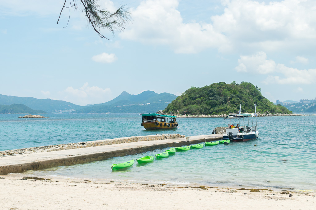 How to island hop in Hong Kong