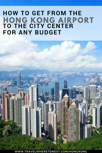 There are many different ways to travel from the airport to the city center when visiting hong kong. Some will keep your budget in tact while others are for luxury lovers. Read on to find out the best ways to travel once you land in Hong Kong.