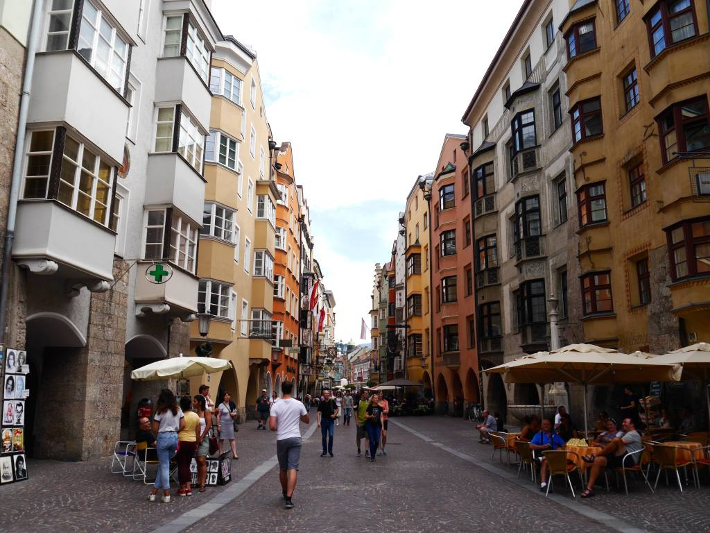 Innsbruck Old Town    Source