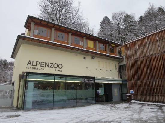Alpenzoo in Innsbruck