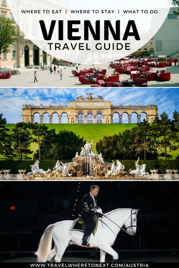 Thinking about heading to #Austria? Add #Vienna to you list! Check out this travel guide to learn why you should head there ASAP! | #travel #europe |