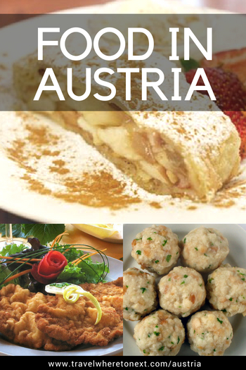 Make sure you don't miss any of the great food in Austria. Here are all the things you should try when there.