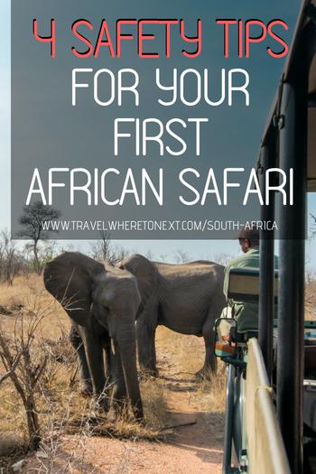 Safaris are quickly becoming the holiday of choice for travelers from all over the world – locations such as Tanzania, South Africa, and India are popular for a luxury or budget safari. First time on Safari? read these safety tips!