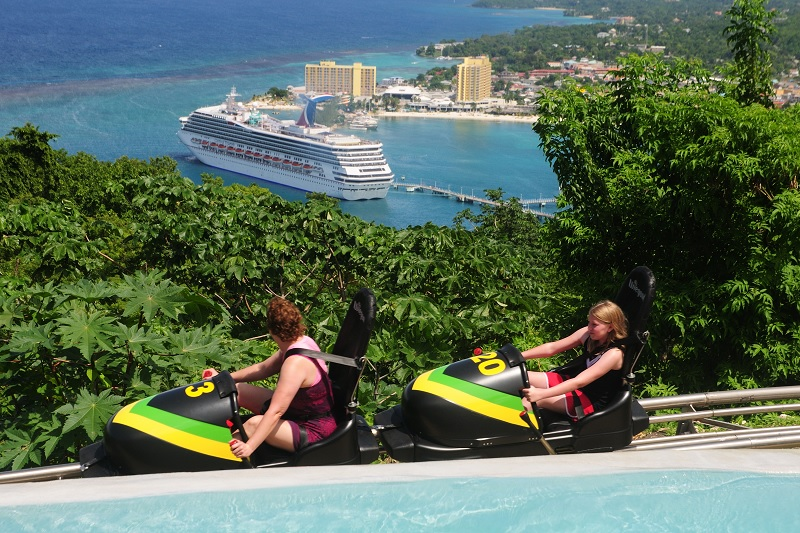 Visiting Jamaica from a cruise ship can make it much cheaper.