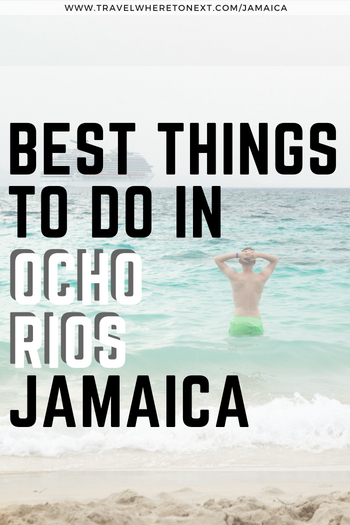 If you are heading to Ocho Rios soon make sure you read this article about the best things to do. There are some things you can't miss while in Jamaica!