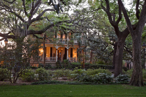 Check out Savannah Georgia for a great vacation with your significant other