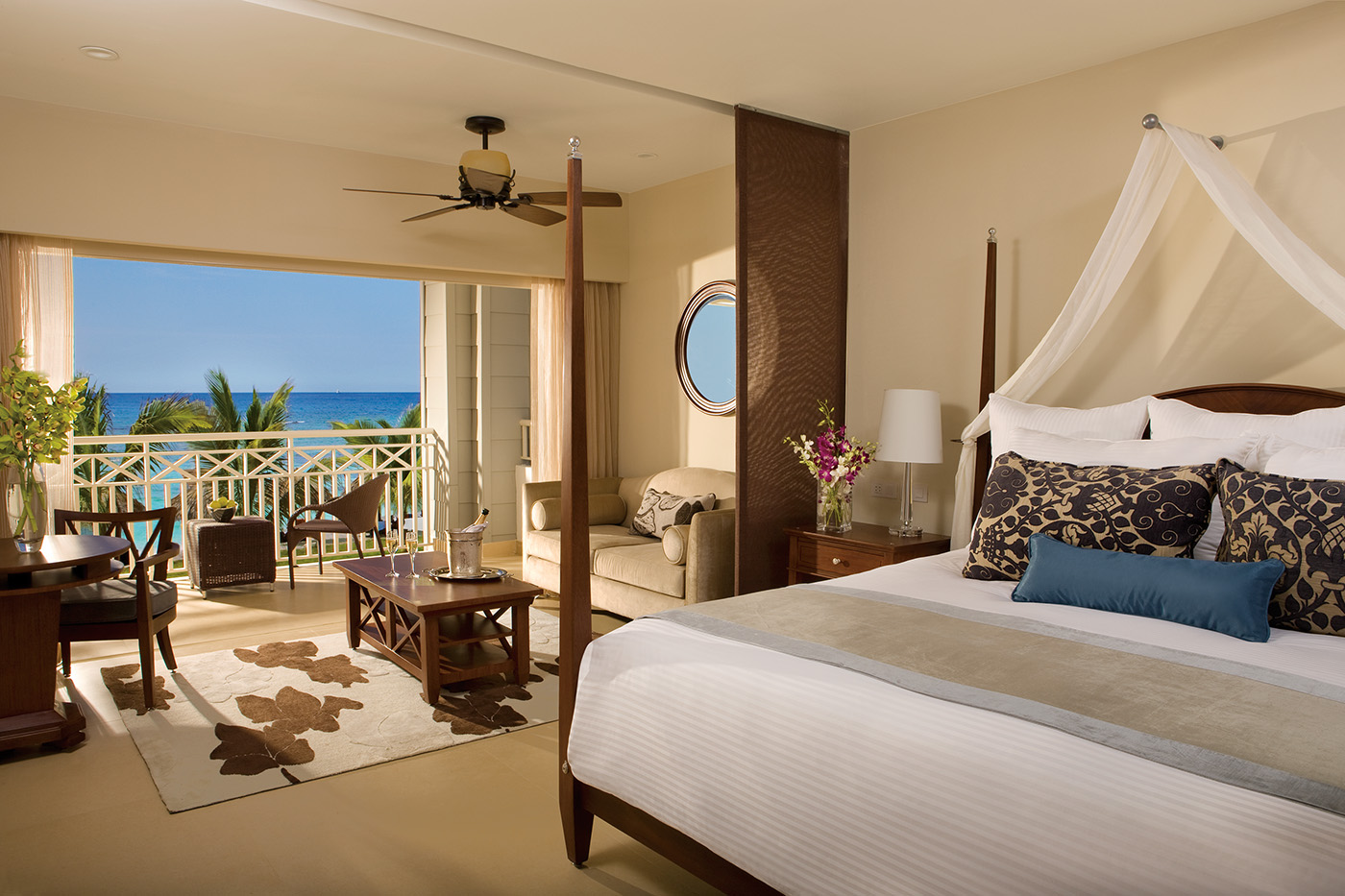 King Room at Secrets in Montego Bay