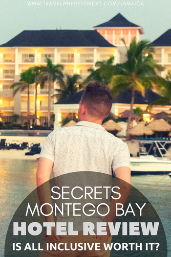 Heading to Jamaica and not sure if an all-inclusize is the right choice? Read my HONEST review for Secrets Resort in Montego Bay