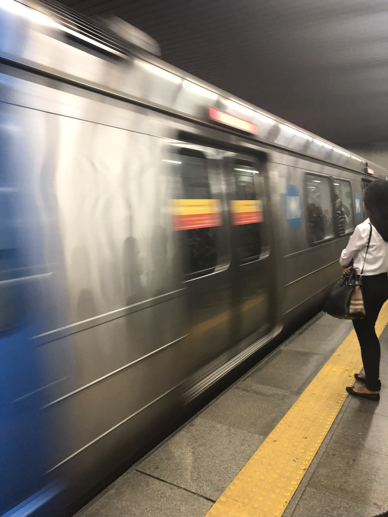 The subway in rio is one of the safest in the world