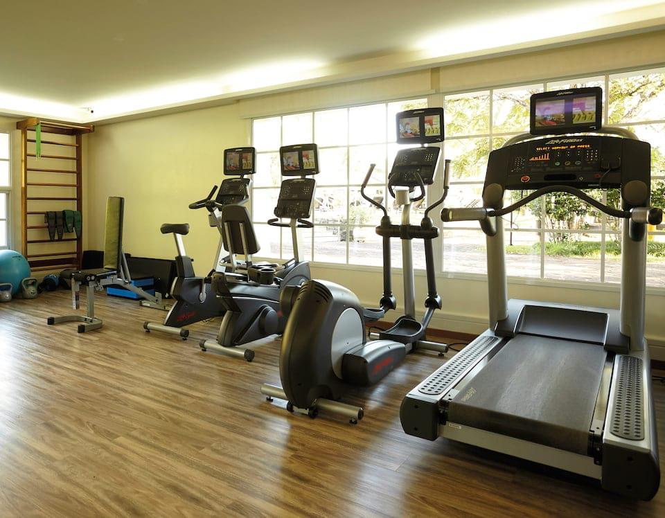 Fitness Center at Belmond Hotel das Cataratas