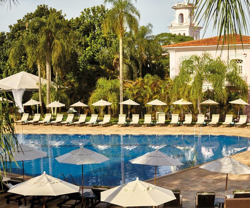 The Pool at Belmond Hotel das Cataratas