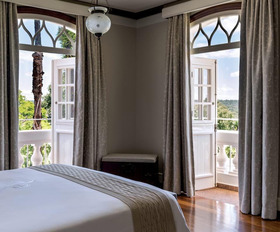 A suite at Belmond Hotel das Cataratas