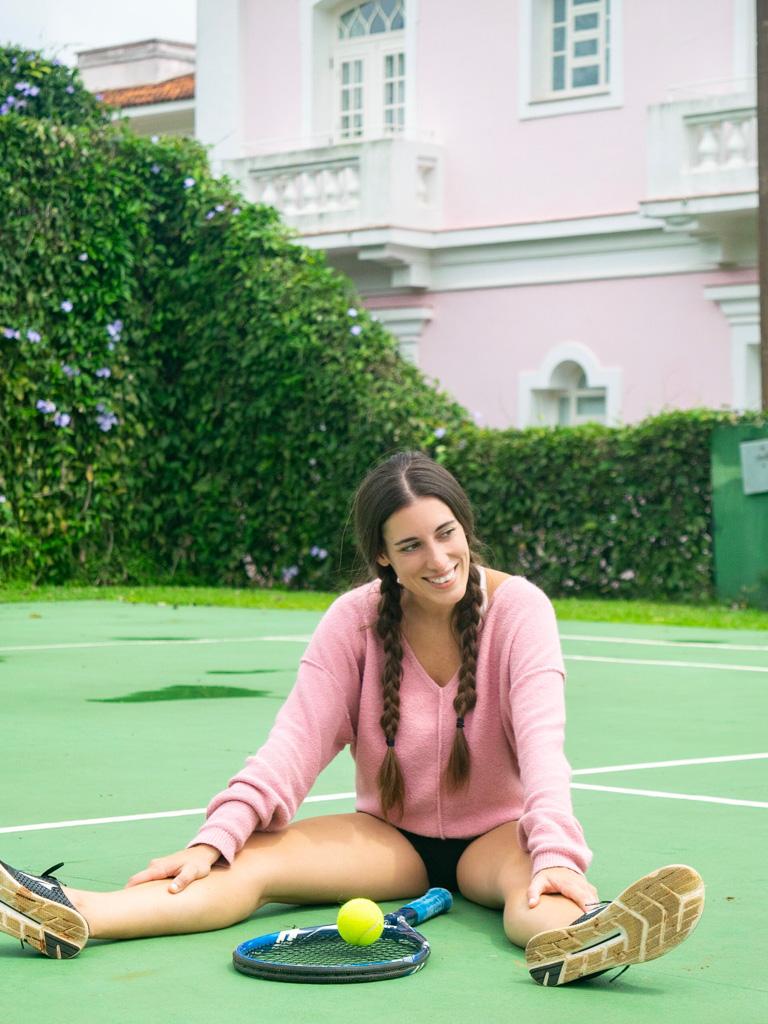 Tennis at Belmond Hotel das Cataratas