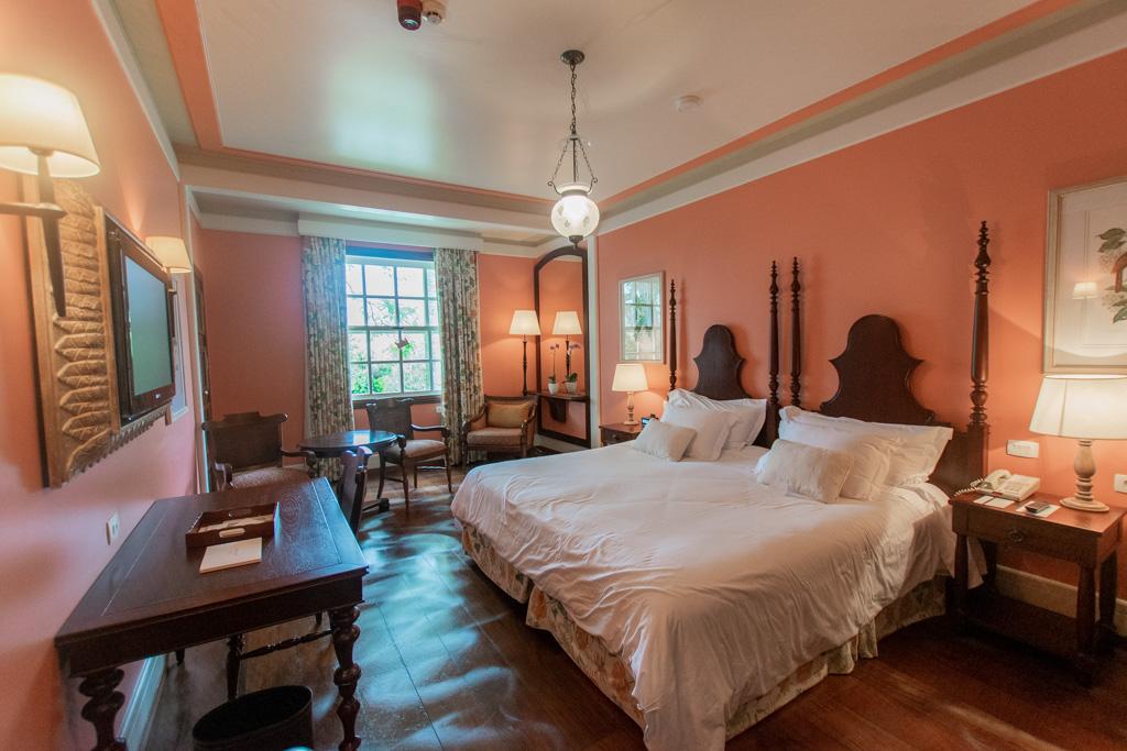 Our room at Belmond Hotel das Cataratas