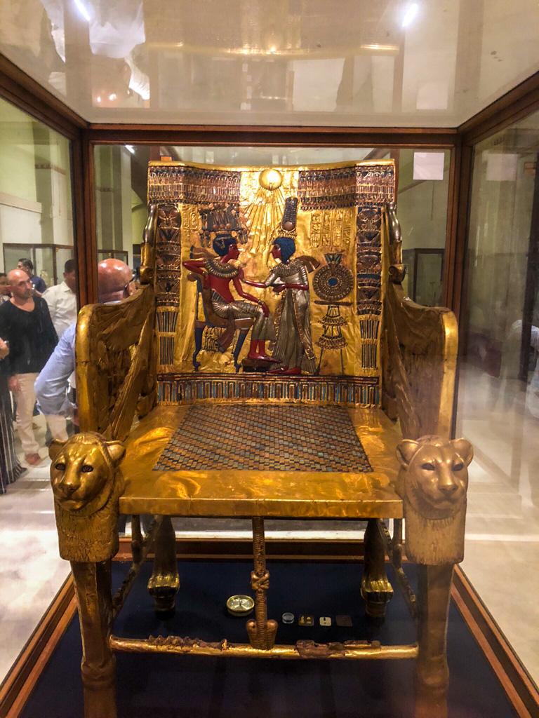 King Tut Artifacts
