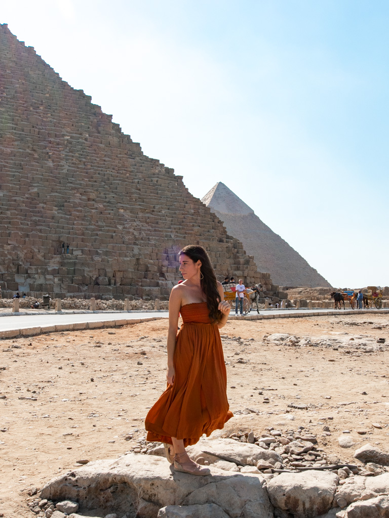 Best instagram photos of the egyptian pyramids