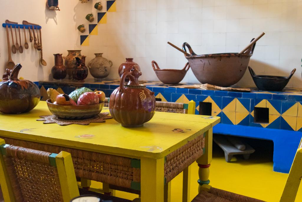 Inside Frida's House