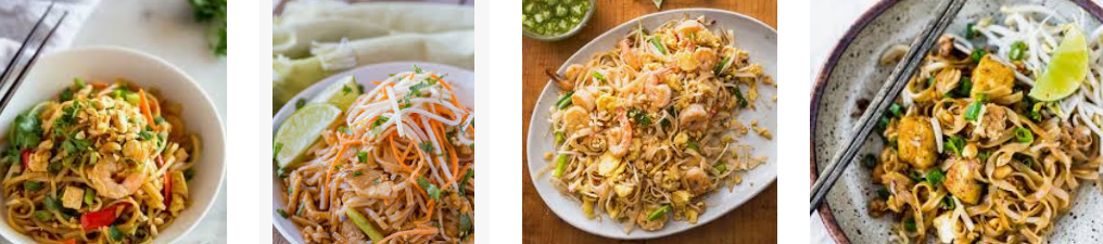 While in Thailand you should definitely eat some Pad Thai.