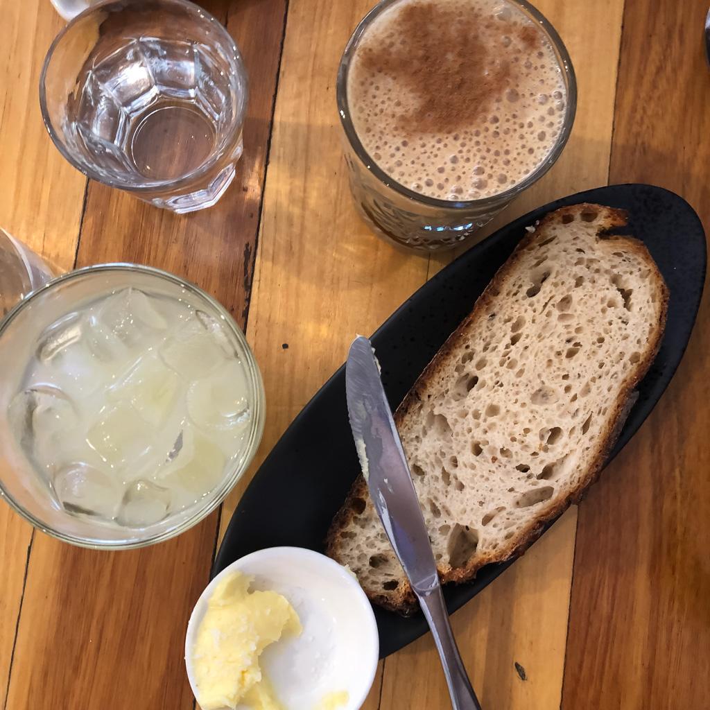 Bread from Iggy's Bread