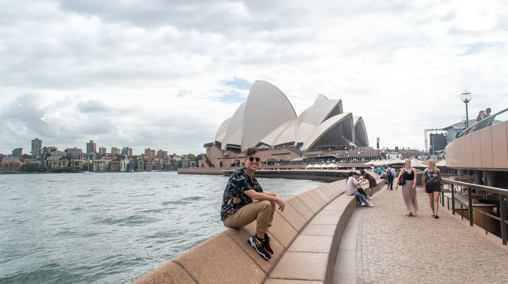 If you want good instagram pics you shouldn't miss the Opera house