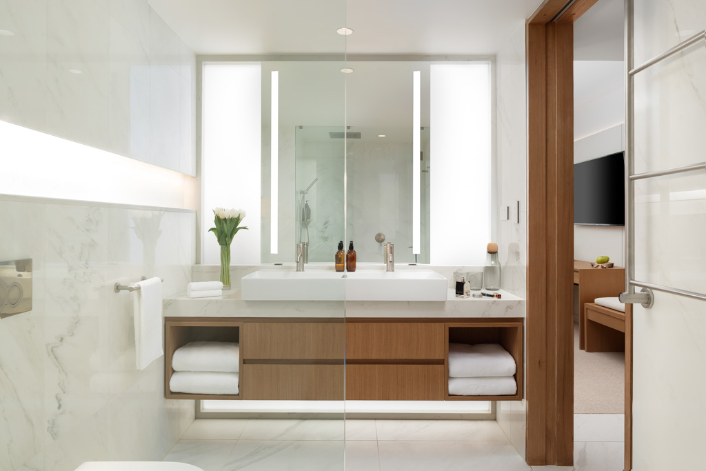 Bathroom at Riley