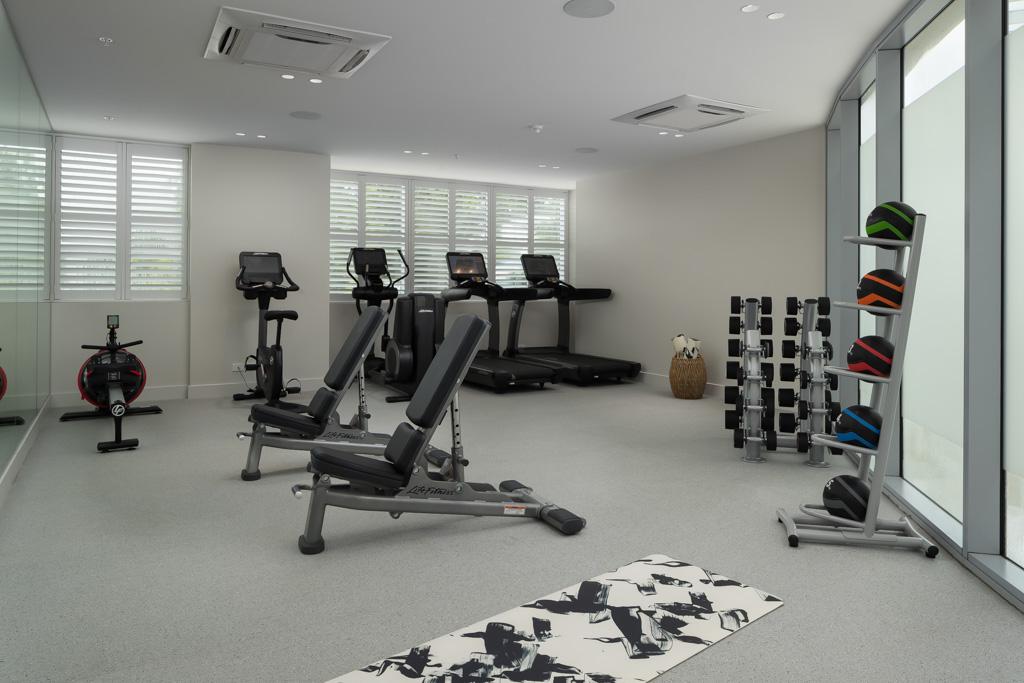 Riley Gym