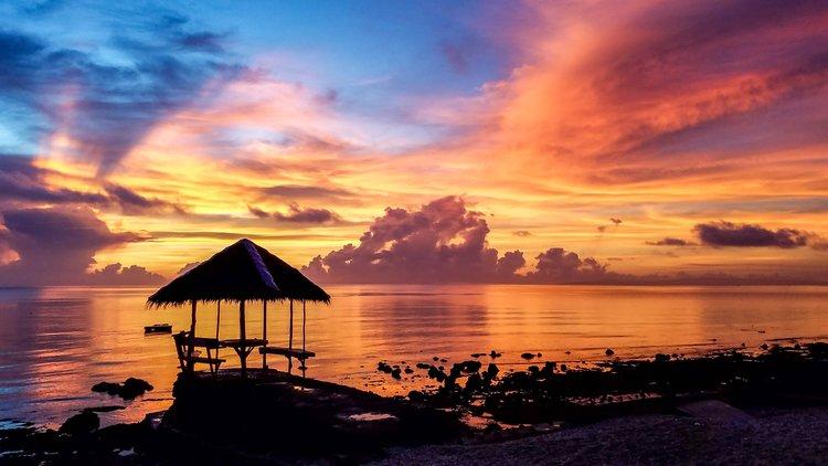 Un paradis tropical parfait peut certainement être trouvé à Cebu, aux Philippines.  Source : Michael Liao sur Unsplash