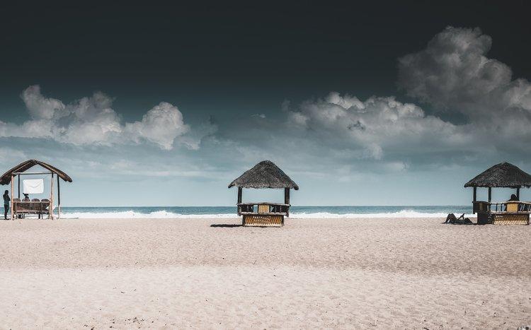 Les belles plages de sable blanc sont le principal attrait de Boracay aux Philippines.