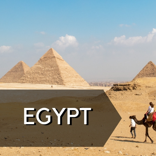 Travel Guides for Egypt