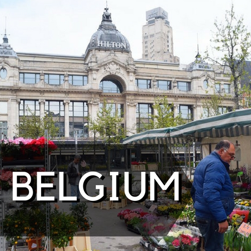 Belgium Travel Guide
