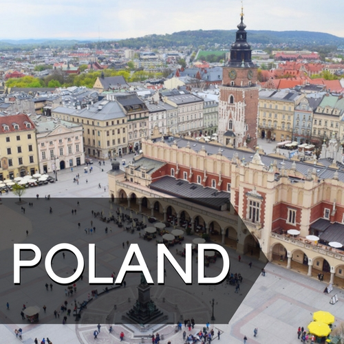 Poland Travel Guides