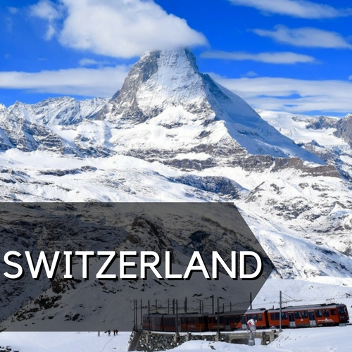 Switzerland Travel Guides