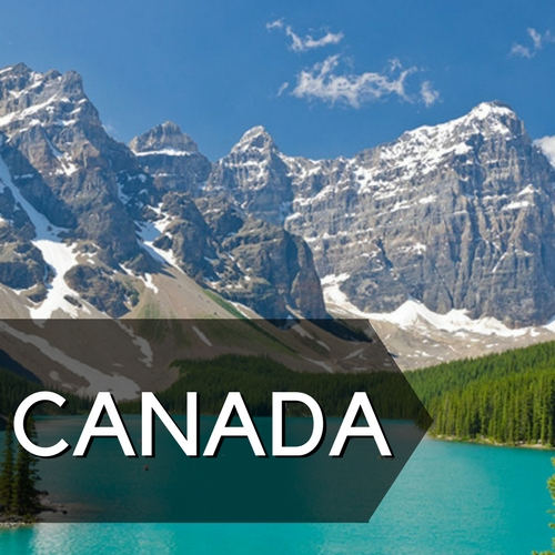 Canada Travel Guides