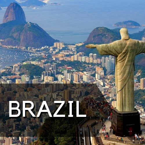 Brazil Travel Guides
