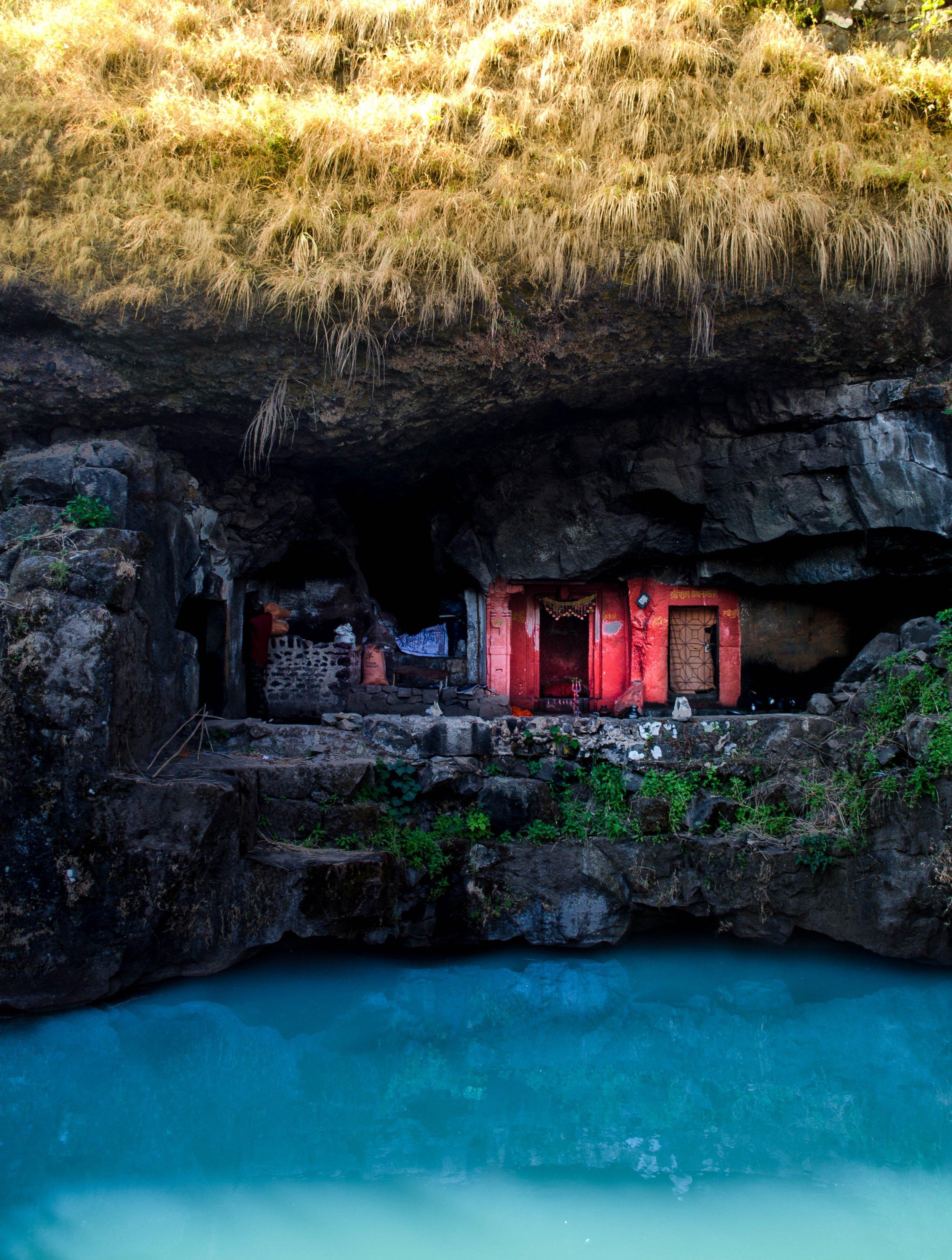 The gorgeous Tikona Fort in Pune India. Photo Source:   Atharva Tulsi