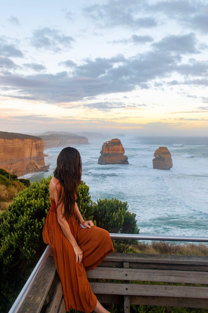 The best instagram shot at the 12 Apostles