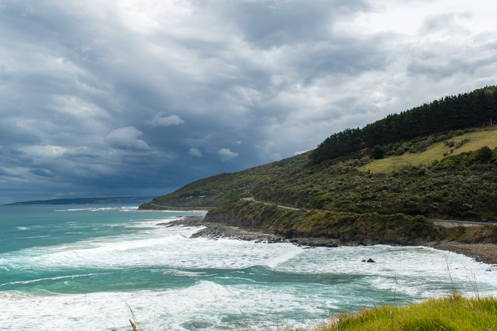 Drive from Lorne to Apollo Bay