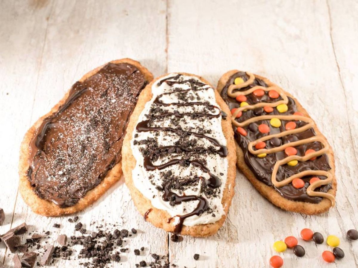 Canadian Beaver Tails are simply amazing.
