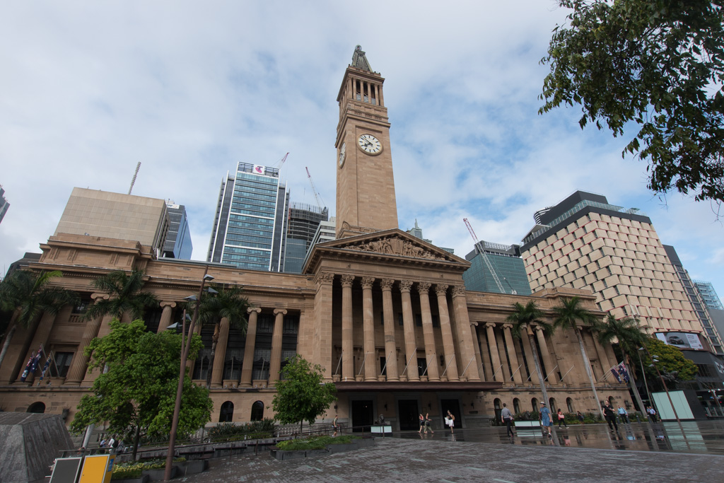 Brisbane City Hall area has so much to do and is a do not miss in this Australian City.
