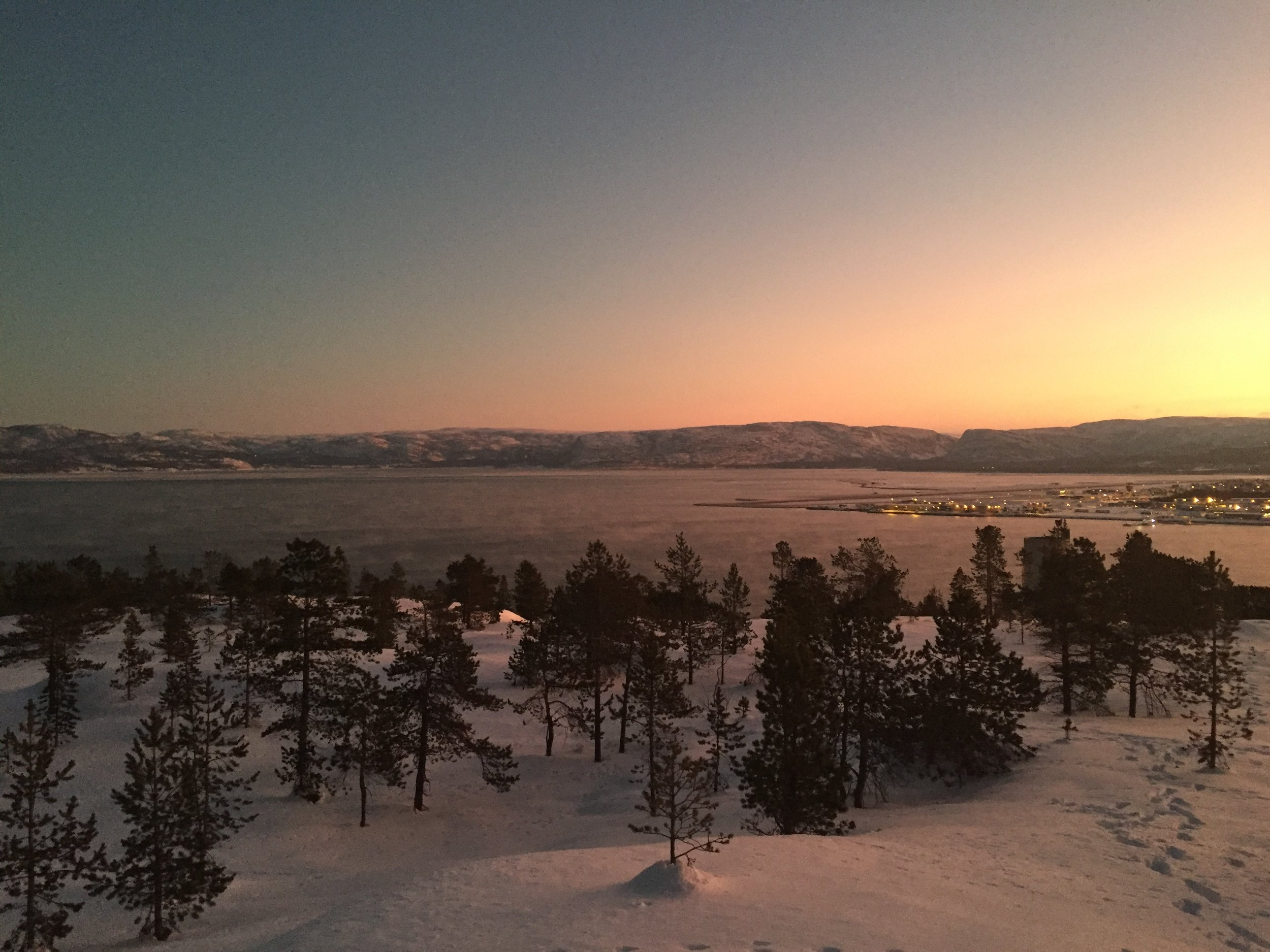 Noway is one of the best countries in Europe to visit especially for a winter wonderland life.